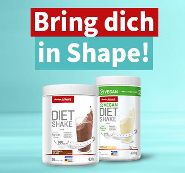 Responsive HP mobil Diet Shake NEU