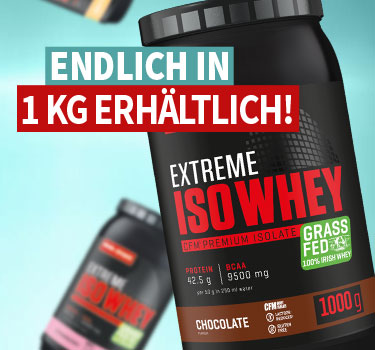 Responsive HP mobil ISO Whey 1kg