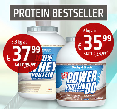 Responsive HP mobil Protein Bestseller