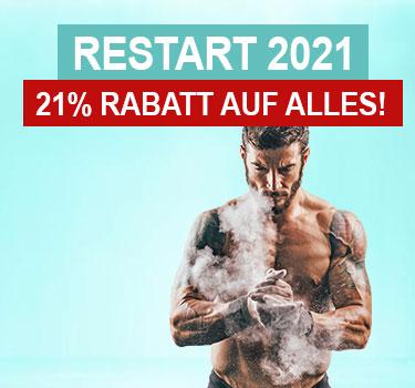 Responsive HP mobil RESTART21 - 21% auf alles