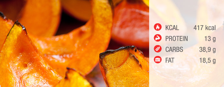 Rezept Roasted Butternut