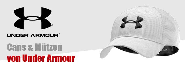 Rubrik Caps - Under Armour