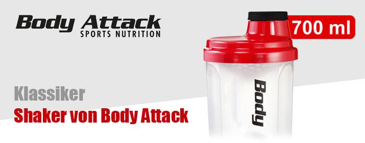 Rubrik Shaker - Body Attack