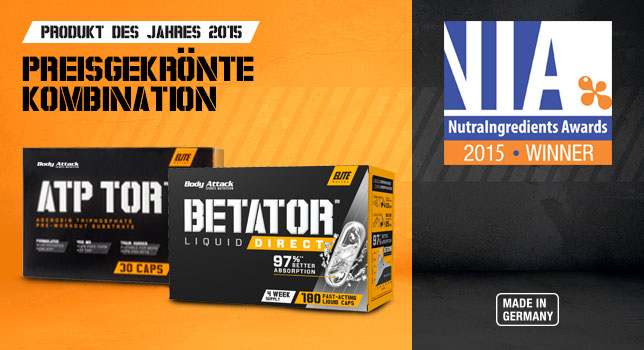 BETATOR® Trainingsplan
