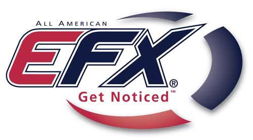 EFX Kre-Alkalyn Hersteller-Logo