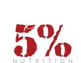 5% Nutrition Hersteller-Logo