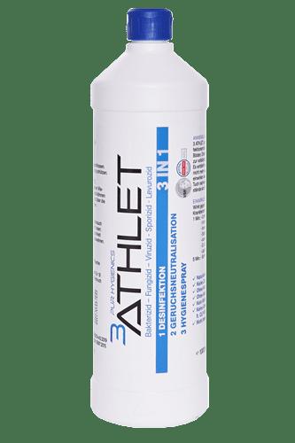 3ATHLET Pure Hygienics Desinfektionsmittel - 1L
