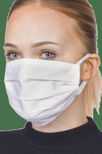 3ATHLET Pure Hygienics wiederverwendbare Mund-und Nasenmaske - 10er Pack