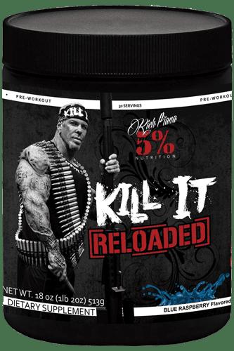 5% Nutrition KILL IT Reloaded - 513g