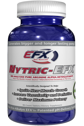 EFX Nytric - 180 Tabs