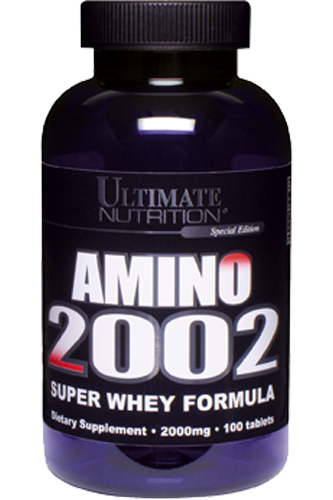 Ultimate Nutrition Amino 2002 - 100 Tabletten