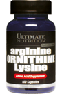 Ultimate Nutrition AOL 100 Caps