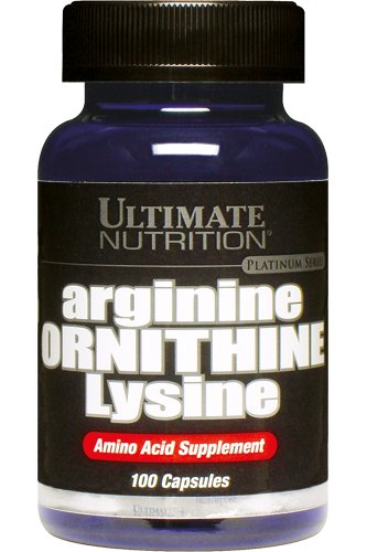 Ultimate Nutrition AOL - 100 Caps
