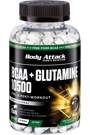 Body Attack BCAA + Glutamine 10500 - 180 Caps
