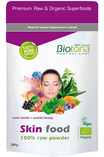 Biotona Skin Food Raw Powder - 200g
