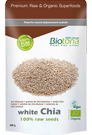 Biotona White Chia Raw Seeds - 400g