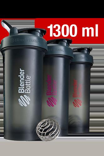 BlenderBottle Pro 45 Grey-Pink - 1300ml Restposten