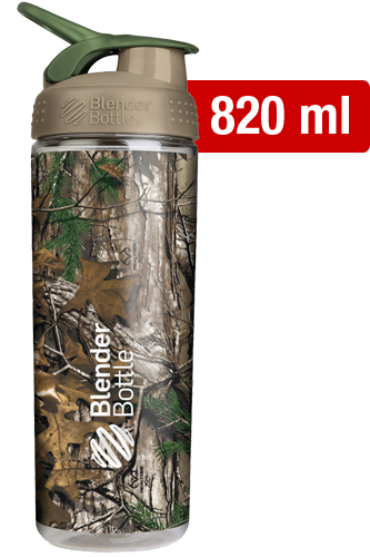 BlenderBottle Sleek Signature Real Tree - 820ml