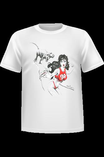 Body Attack 94 - Kult T-Shirt Dino
