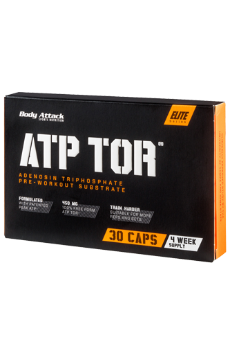 Body Attack ATP TOR - 30 Caps