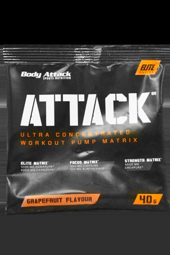 Body Attack ATTACK - 40g