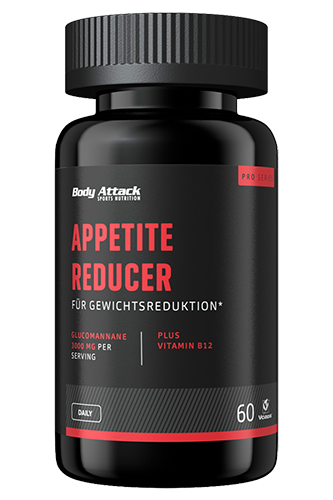 Body Attack Appetite Reducer Men - 60 Caps