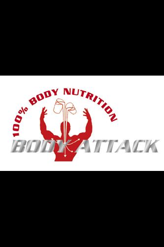 Body Attack Autoaufkleber II