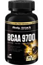 Body Attack BCAA 9700 - 120 Caps