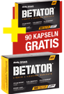 Body Attack BETATOR� - 270 Caps inklusive gratis BETATOR 90 Caps *AKTIONSPAKET*