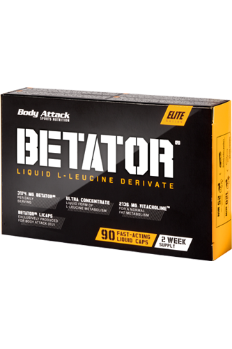 Body Attack BETATOR� - 90 Caps