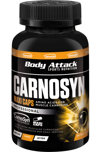 Body Attack Carnosyn - 120 Caps