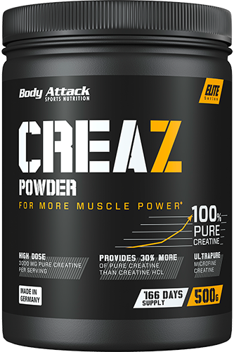 Body Attack CREAZ - 500g Powder