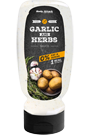 Body Attack Garlic & Herbs Sauce - 320ml Restposten