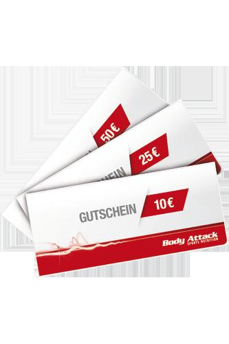 Body Attack Gutschein über 10,- Euro