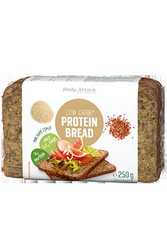 Body Attack Low Carb-Protein Bread - 250g Restposten