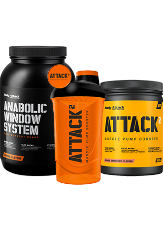 Body Attack Muscle Stack I