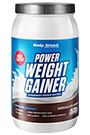 Body Attack Power Weight Gainer - 1,5kg Restposten