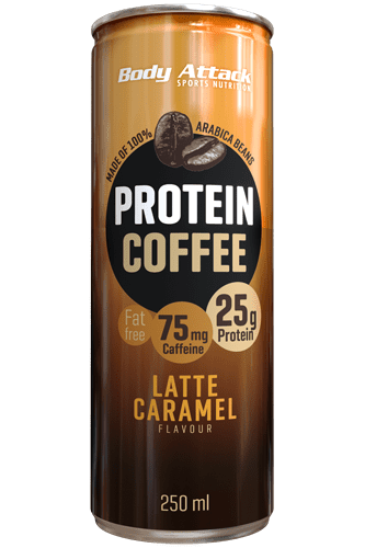 Body Attack Protein Coffee - 250ml