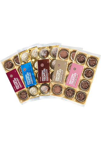 Body Attack Protein Truffles - 80g