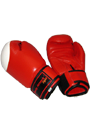 Body Attack Sports Nutrition Boxhandschuhe B�ffelleder rot/wei�