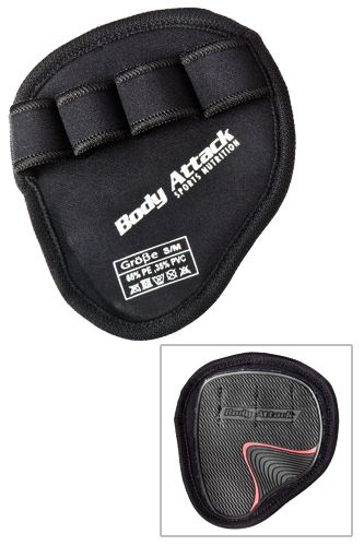Body Attack Sports Nutrition Grip Pads