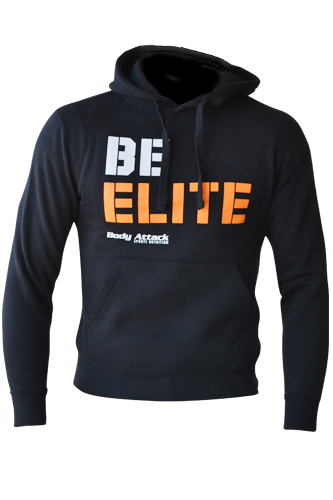 Body Attack Sports Nutrition Hoodie BE ELITE