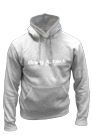 Body Attack Sports Nutrition Hoodie - grey
