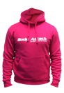 Body Attack Sports Nutrition Hoodie - pink