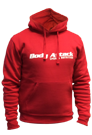 Body Attack Sports Nutrition Hoodie - red