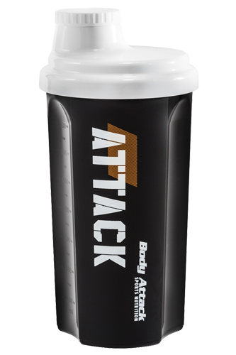 Body Attack Sports Nutrition Shaker ATTACK  700 ml