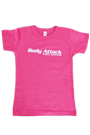 Body Attack Sports Nutrition T-Shirt Women - pink