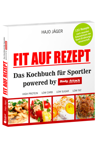 Body Attack Sports Nutrition Fit auf Rezept
