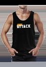 Body Attack Stringer Tank Top ATTACK