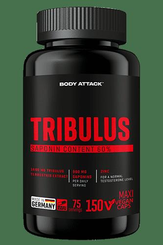 Body Attack Tribulus Terrestris 2400 - 150 Maxi-Caps